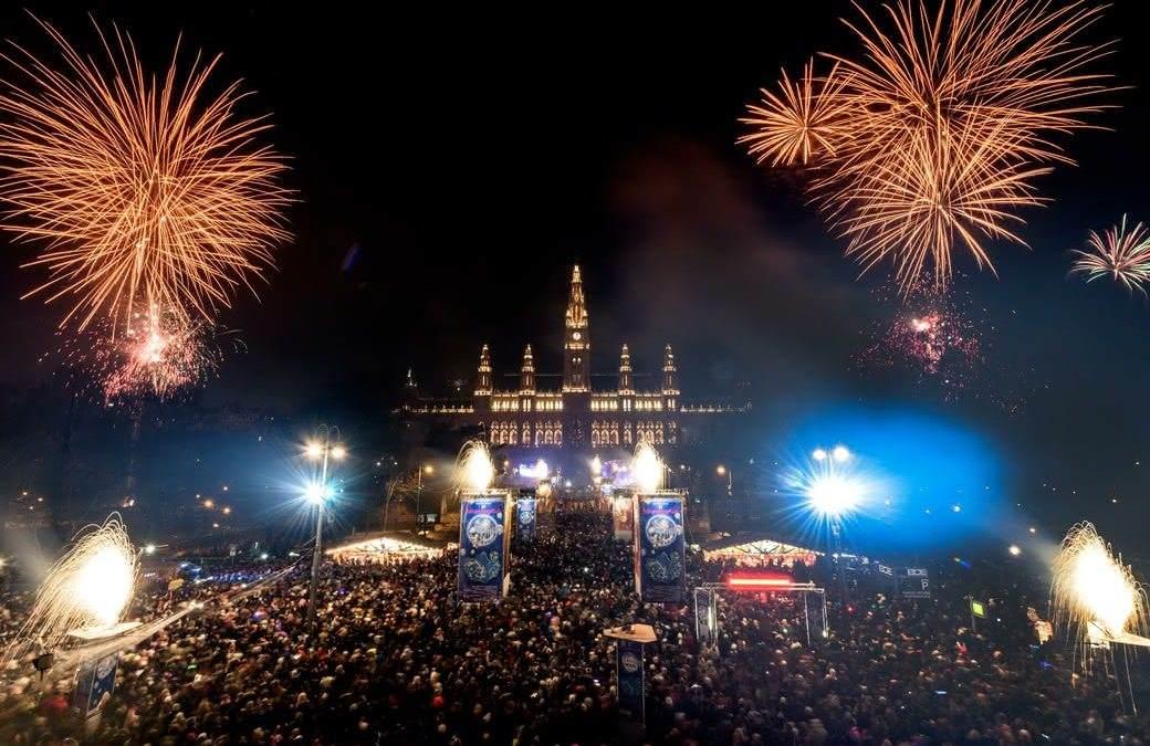 Šta sve Beč nudi u novogodišnjoj noći?