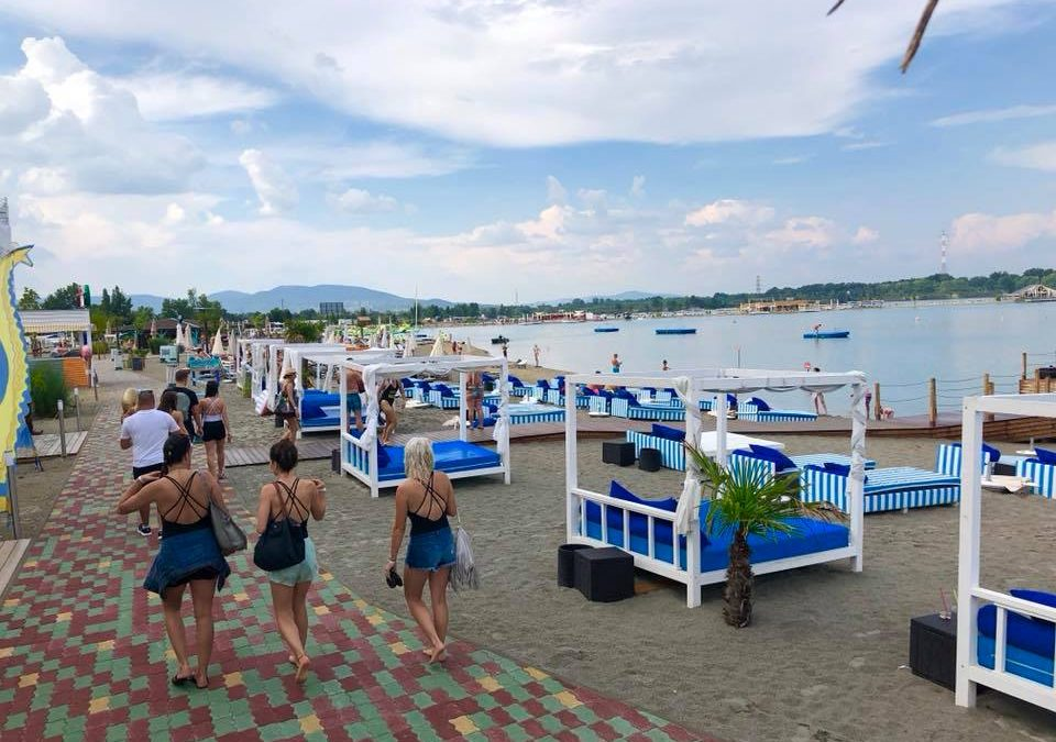 Otkrijte novu atrakciju u Budimpešti – peščanu plažu na jezeru Lupa