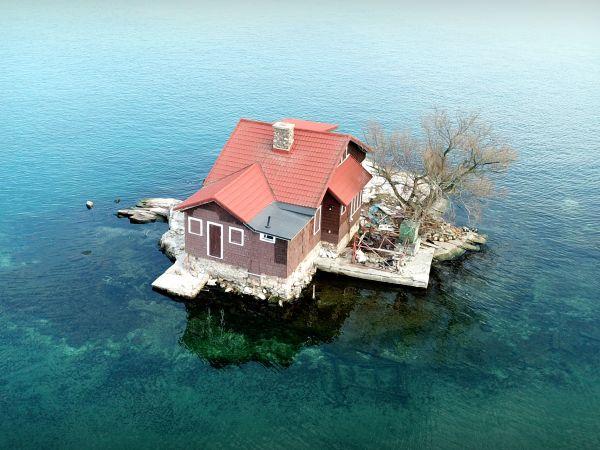 Najmanje ostrvo na svetu